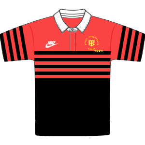 Maillot rouge 9495