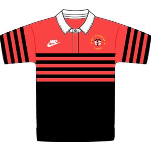 Maillot rouge 9596