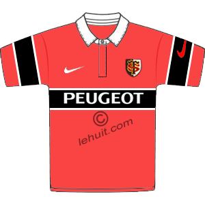 Maillot rouge 9798