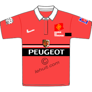 Maillot rouge 9899