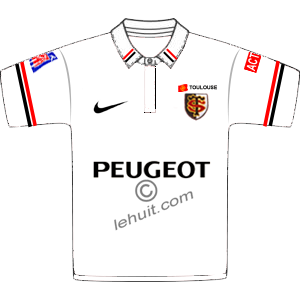 Maillot rouge 9900