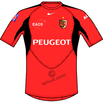 Maillot rouge 0405