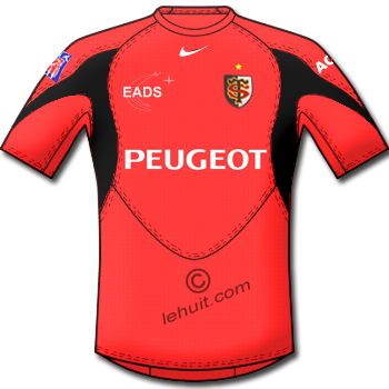 Maillot rouge 0506