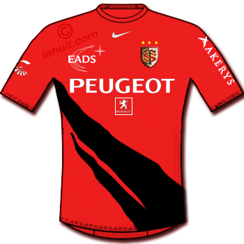 Maillot rouge 0809