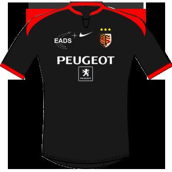 Maillot noir 2009-2010