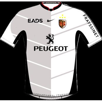 Maillot blanc 2010-2011