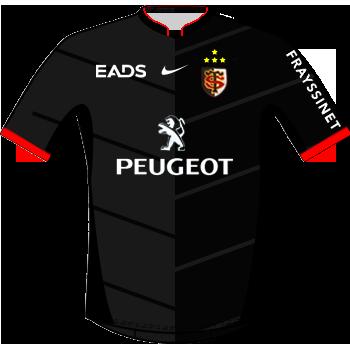 Maillot noir 2010-2011