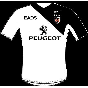 Maillot blanc 2011-2012
