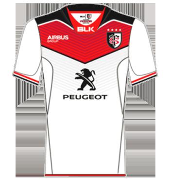 Maillot blanc 2016-2017