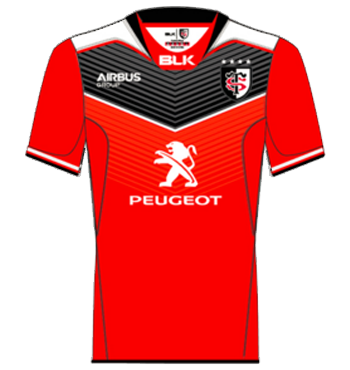 Maillot rouge 2016-2017