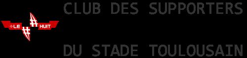Le Huit – Club des Supporters du Stade Toulousain